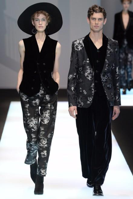Emporio Armani Menswear FW 2017 Milan86
