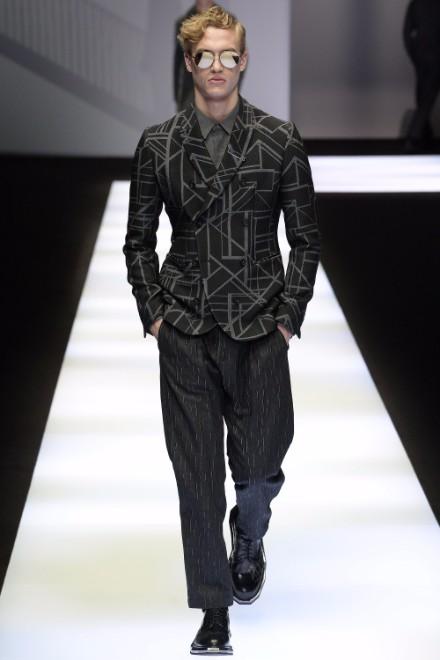 Emporio Armani Menswear FW 2017 Milan9