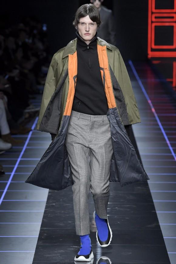 Fendi Menswear FW 2017 Milan13