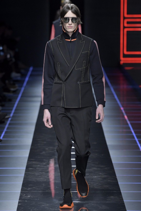 Fendi Menswear FW 2017 Milan35