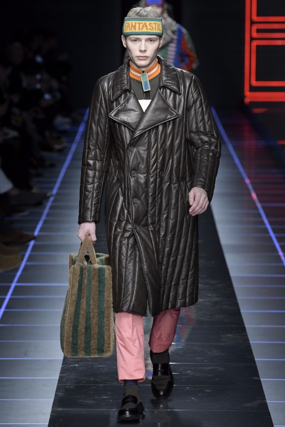 Fendi Menswear FW 2017 Milan37