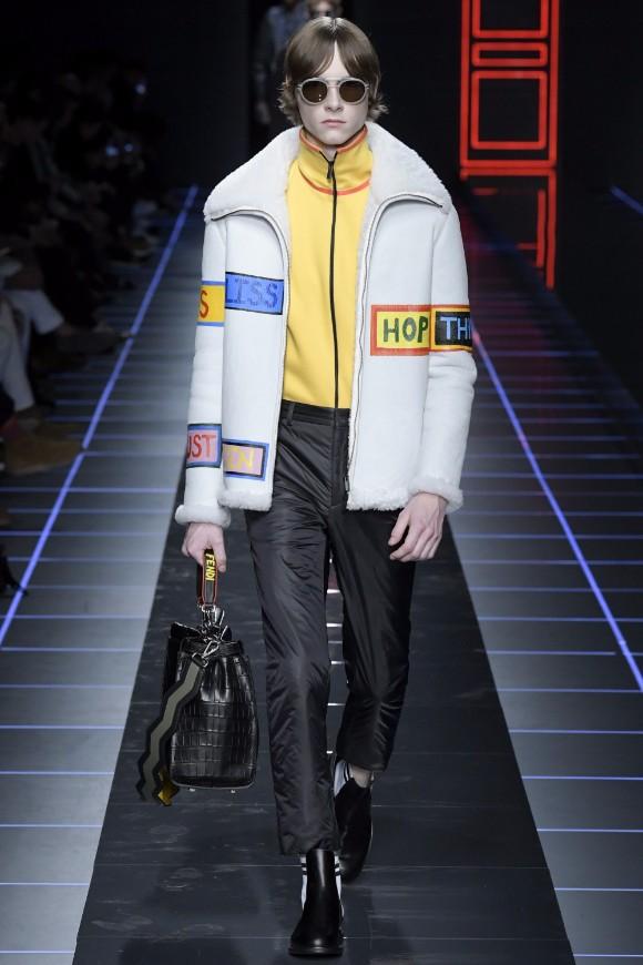 Fendi Menswear FW 2017 Milan44