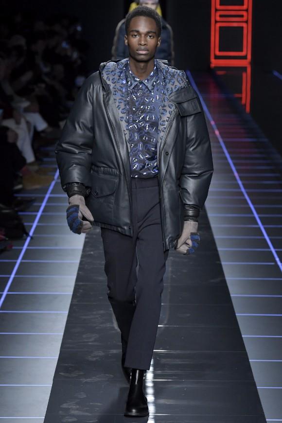 Fendi Menswear FW 2017 Milan46