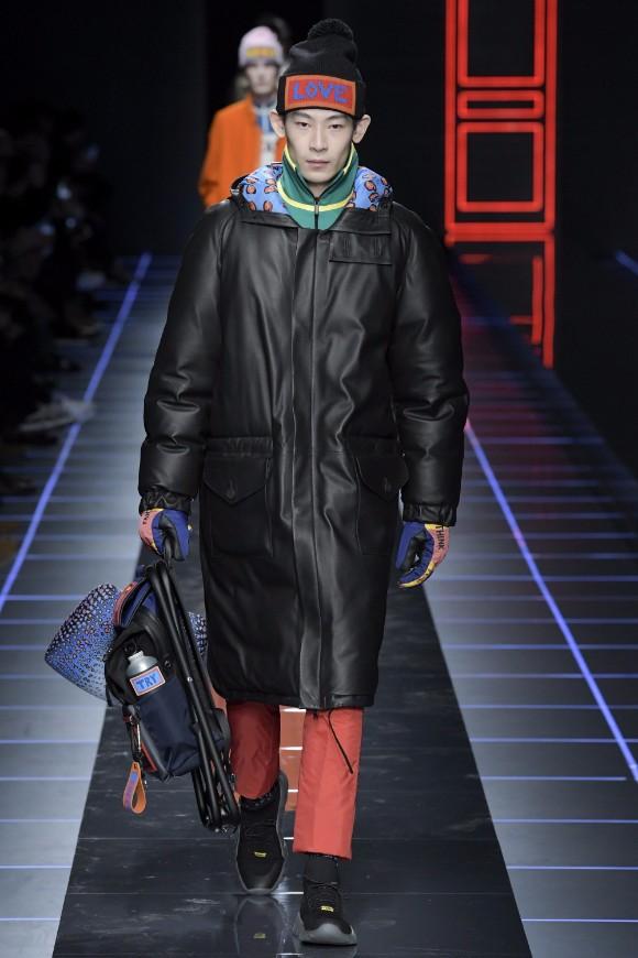 Fendi Menswear FW 2017 Milan49