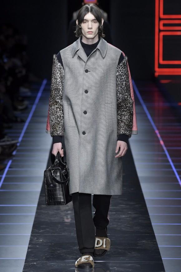Fendi Menswear FW 2017 Milan6