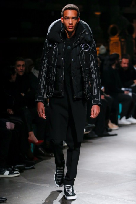Givenchy Menswear FW 2017 Paris46
