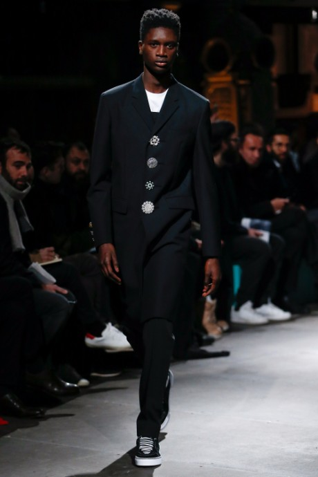 Givenchy Menswear FW 2017 Paris54