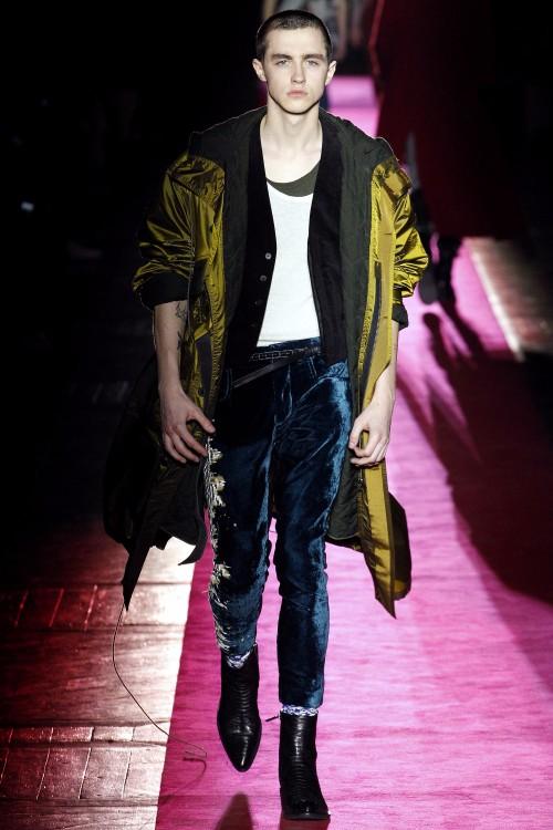 Haider Ackermann Menswear FW 2017 Paris18