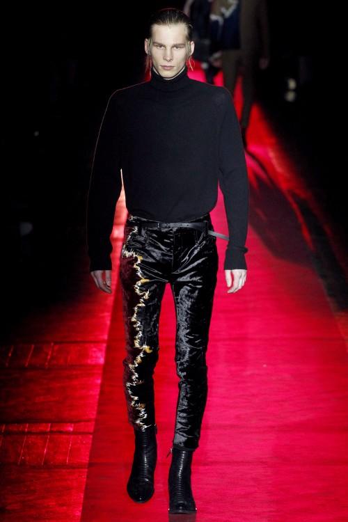 Haider Ackermann Menswear FW 2017 Paris30