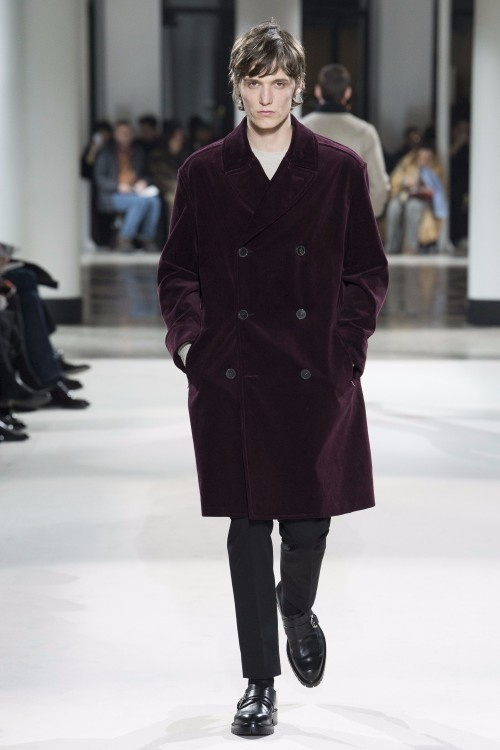 Hermès Menswear FW 2017 Paris10