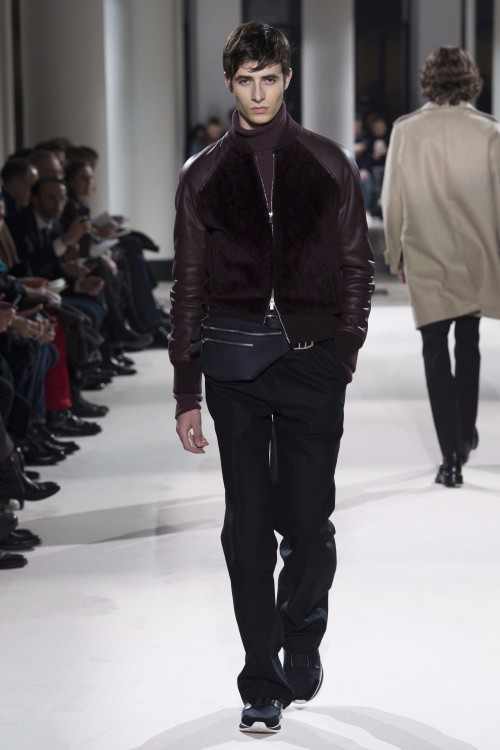 Hermès Menswear FW 2017 Paris4