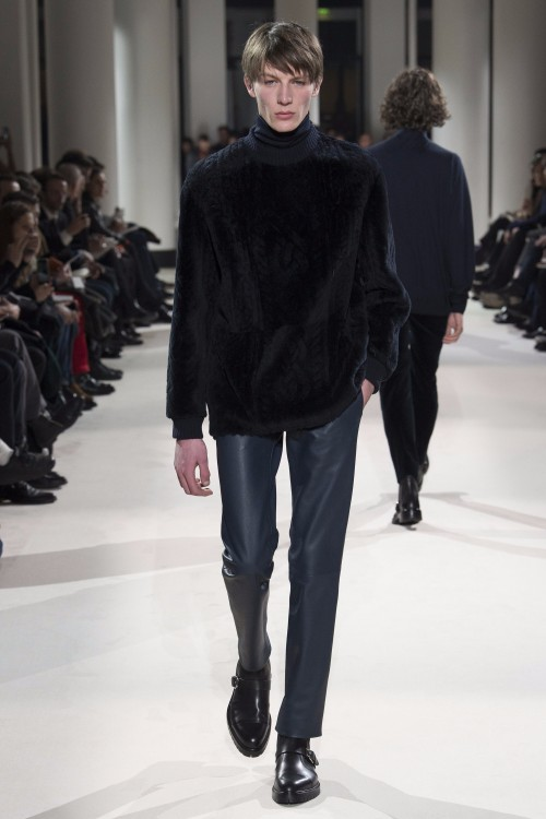 Hermès Menswear FW 2017 Paris41