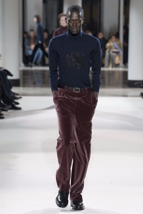 Hermès Menswear FW 2017 Paris43