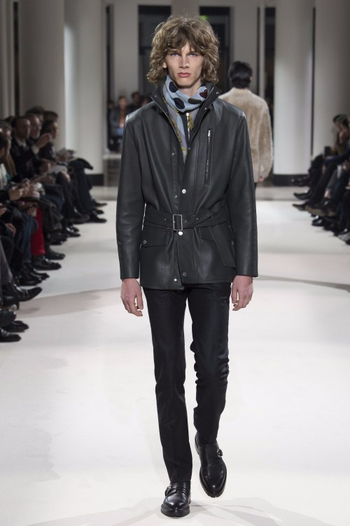 Hermès Menswear FW 2017 Paris5
