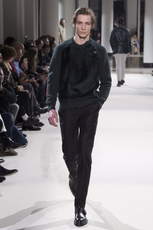 Hermès Menswear FW 2017 Paris6
