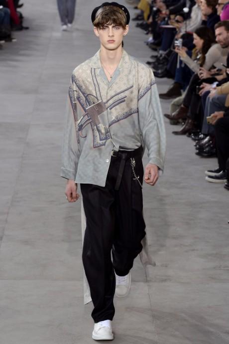 Louis Vuitton Menswear FW 2017 Paris17