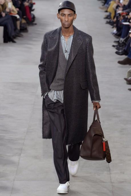 Louis Vuitton Menswear FW 2017 Paris18