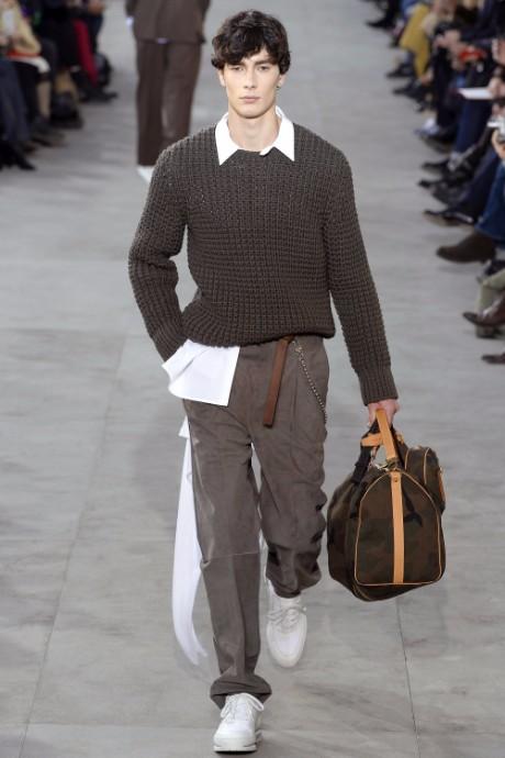 Louis Vuitton Menswear FW 2017 Paris26