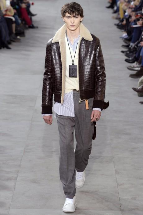 Louis Vuitton Menswear FW 2017 Paris6