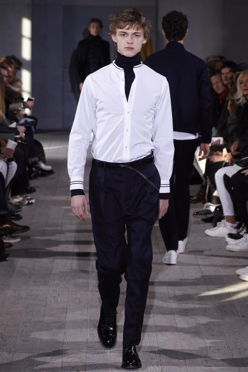 Officine Generale Menswear FW 2017 Paris19