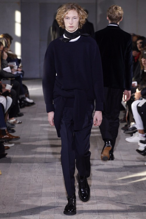 Officine Generale Menswear FW 2017 Paris22