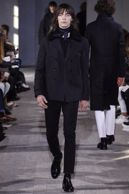 Officine Generale Menswear FW 2017 Paris24