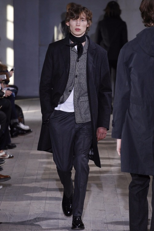 Officine Generale Menswear FW 2017 Paris26