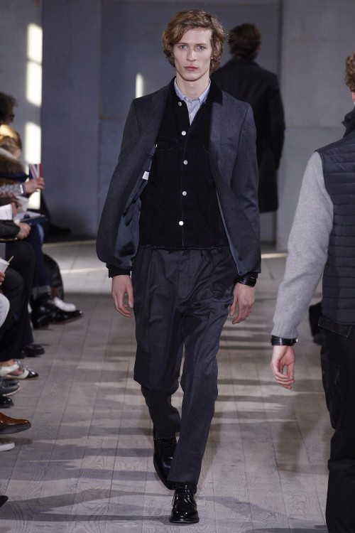Officine Generale Menswear FW 2017 Paris28