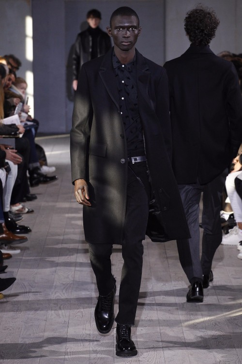 Officine Generale Menswear FW 2017 Paris33