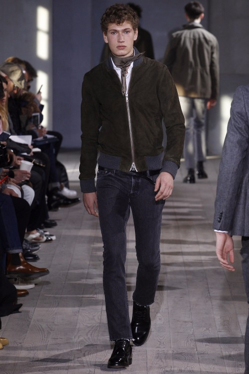 Officine Generale Menswear FW 2017 Paris9