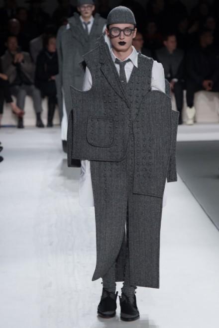 Thom Browne Menswear FW 2017 Paris (27)