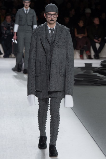 Thom Browne Menswear FW 2017 Paris (37)