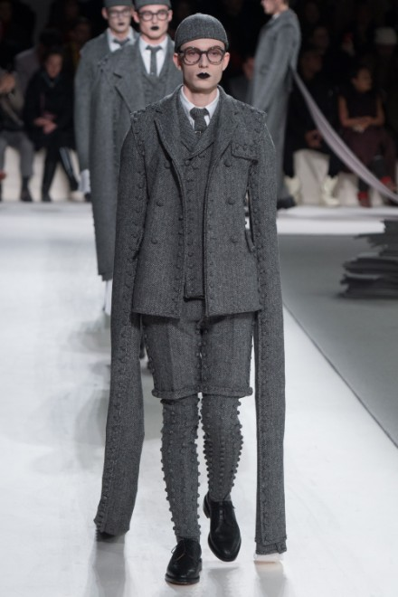 Thom Browne Menswear FW 2017 Paris (39)