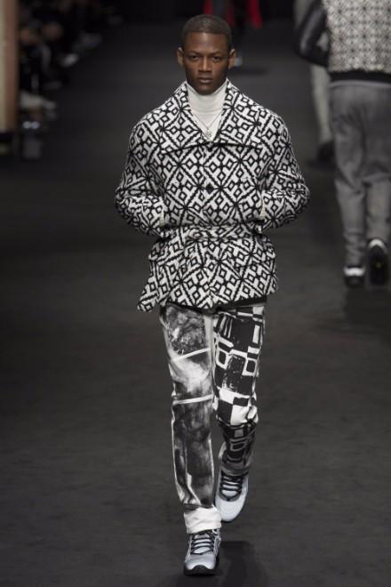 Versace Menswear FW 2017 Milan26