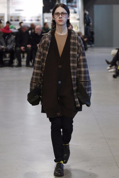 Vetements Menswear FW 2017 Paris29