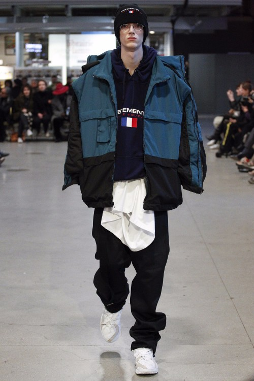 Vetements Menswear FW 2017 Paris34