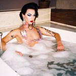 Violet Chachki for Latex Lucifer