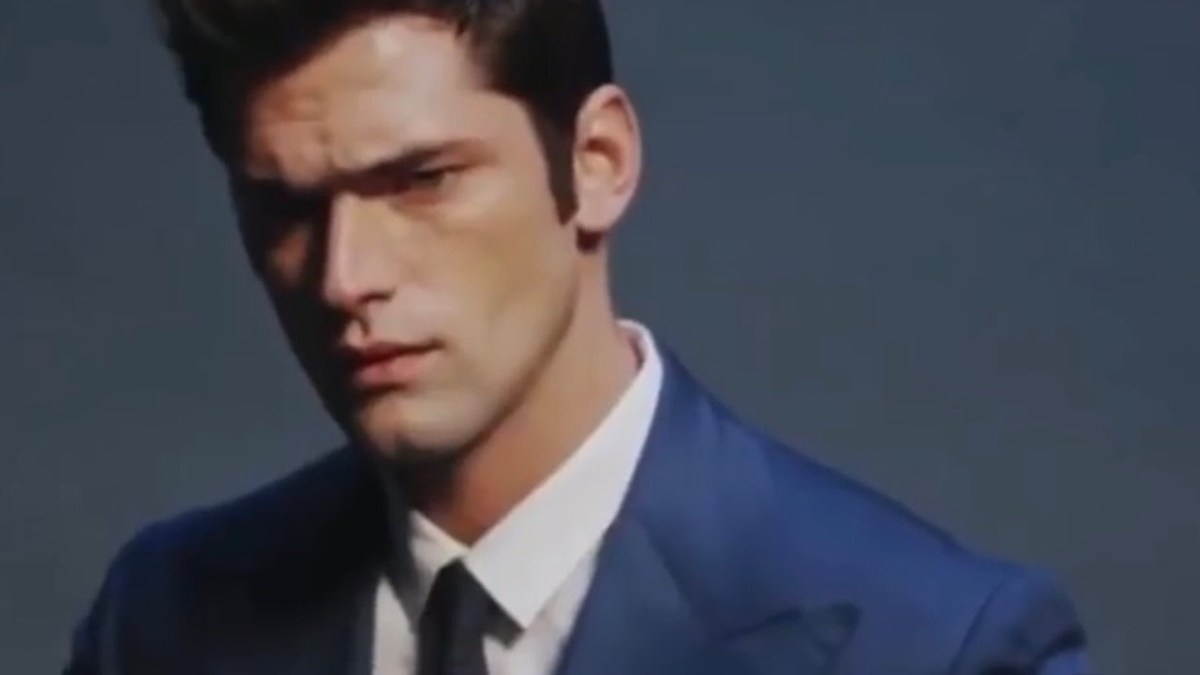 Sean O'Pry by Richard Ramons | BTS Video