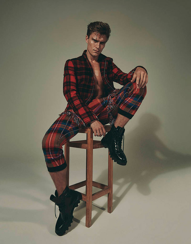 Oliver Cheshire by Mike Ruiz