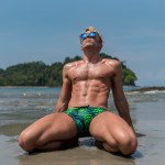 DW Chase by Esteban Barrientos ft. NINFO Swimwear