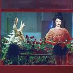 Mia Goth by Steven Klein