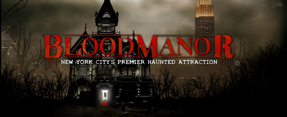 Blood Manor Haunted House NYC 2017 Review
