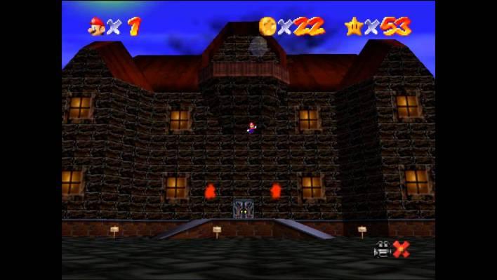 Scary Children's Video Games: Mario 64