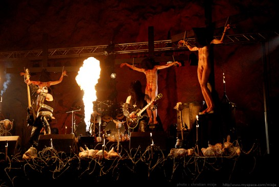 Top Five Satanic Bands
