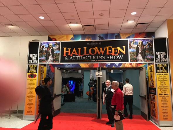 Transworld Haunted Attraction and Convention Show