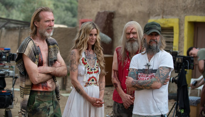 "Rob Zombie's ""3 From Hell"" Update"