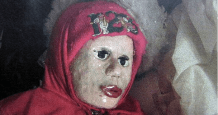 The Man Who Made Real Living Dead Dolls
