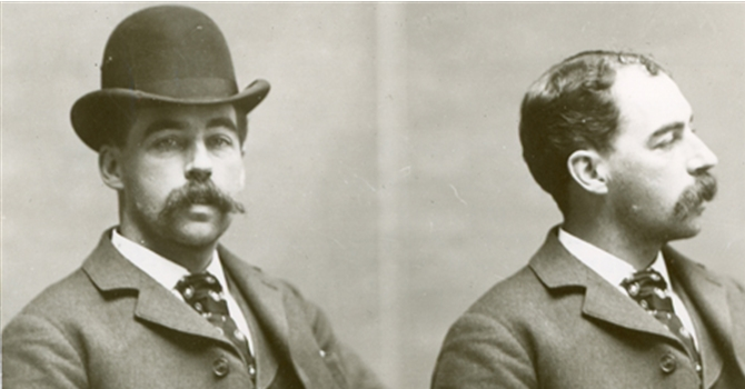 H. H. Holmes: White Collar Criminal to Violent Killer