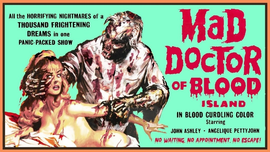 Mad Doctor of Blood Island (1969)