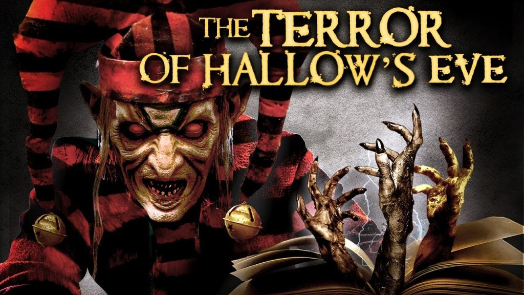 The Terror of Hallow's Eve (2017)